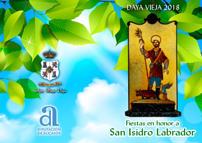 San Isidro 2018 festivities program